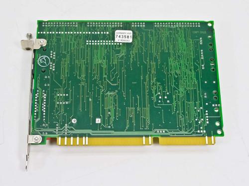 Cubix A3970 16 Bit ISA Intelligent Enviroment Sensor Vintage c.1993