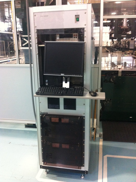 Yamashita Denso PXS-0855MP 6000x900mm Solar Module Simulator Panel I-V Flash Tester