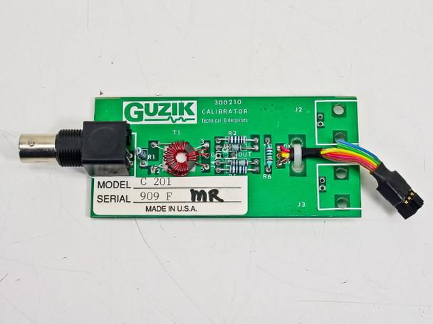 Guzik C 201 Calibrator sn 909 300210