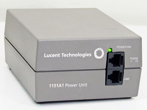 Lucent Power Unit 48 Volt DC 0.4Amp (1151A1)
