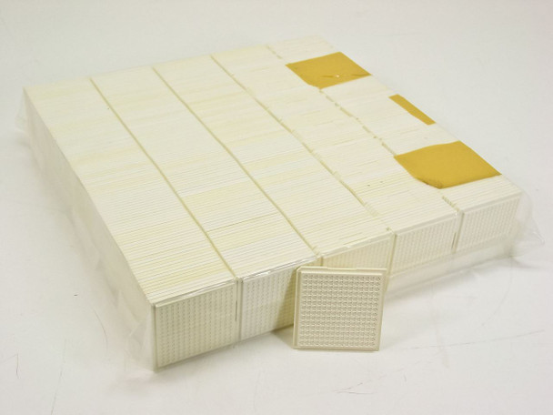 Fluoroware Stat Pro 400 Wafer Carriers - Package of 500 Each H20-RW056