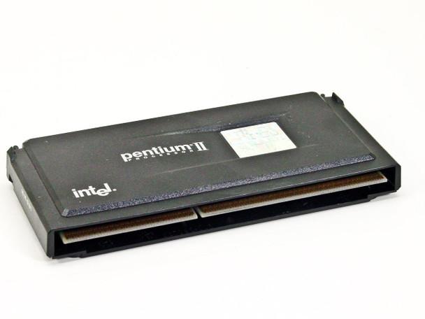 Intel PII 266 MHz CPU 80522PX266512 512kb (SL2HC)