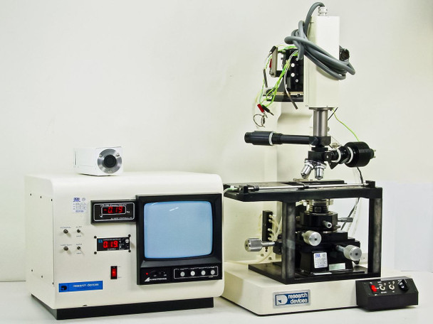 Research Devices M9 Infared Microscope and Display