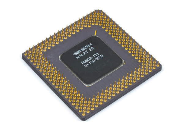Intel Pentium133 MHz 80502-133 (SY126/SSS)