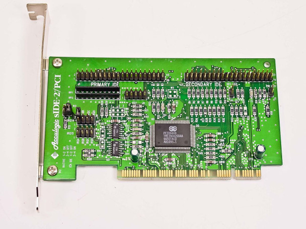 Acculogic IDE Disk Controller PCI 110-00173-00-C00 sIDE-2/PCI