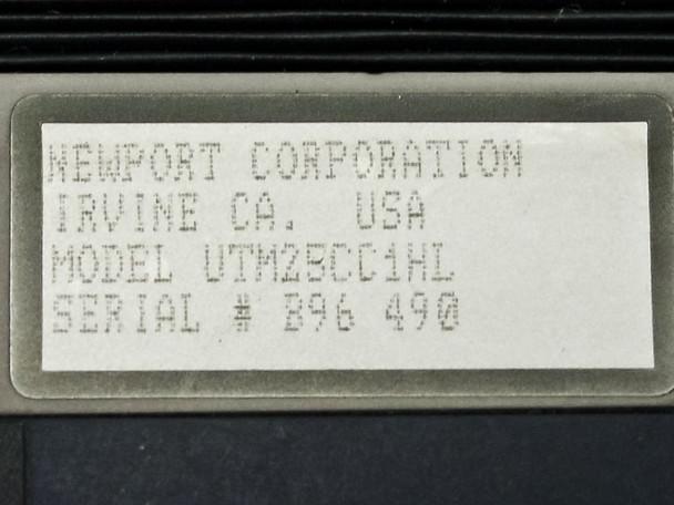 Newport Mid-Range Travel Linear Stage UTM25CC1HL