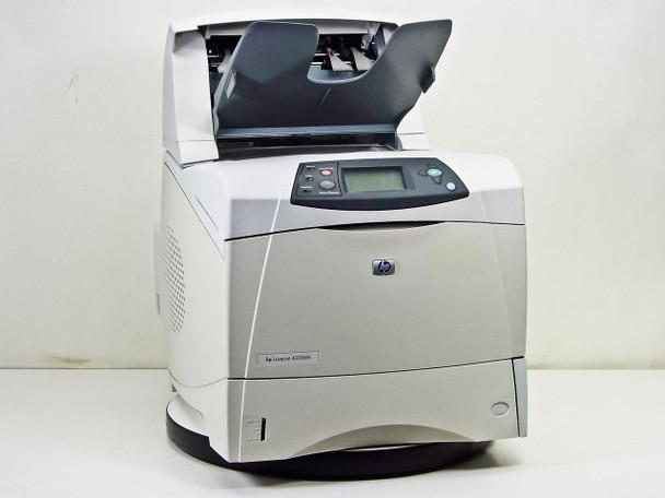 HP Q2428A 4200DTN Workgroup Laserjet Printer 35PPM Black/White Monochrome