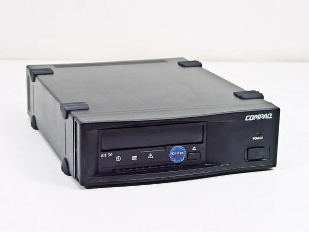 Compaq AIT 50 50/100GB AIT-2 SCSI LVD External Carbon Tape Drive (153615-002)