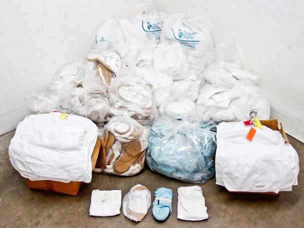 Gore GoreTex Cleanroom Garments - Lot of various pants, tops, boots TRHH Pants /