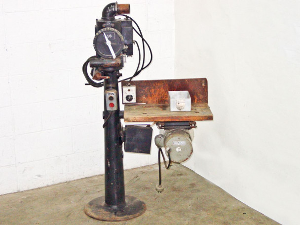 Bell & Howell 1915 Vintage Automatic Film Printer Stand (Model D)