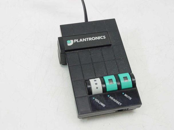 Plantronics Headset Telephone-to-Headset Adapter (M10)