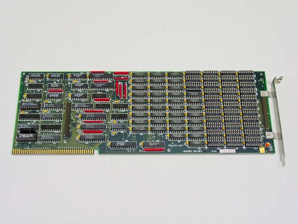 Micronics 08-001-201 8 Bit Proprietary Memory Board 47-0019-001