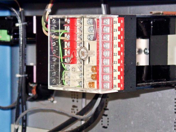 "Custom Tube Furnace 2"" Diameter - IMS Panther HI1 Omega DP18-SC - Broken Element"