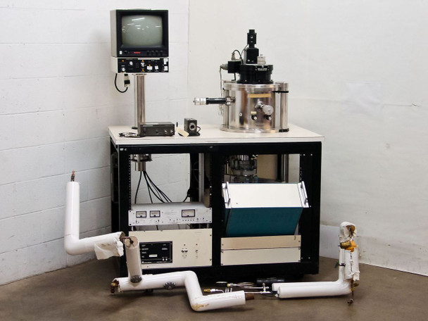 Flexion MP-3 Cryotest Station with Turbo Pump and Beam Finder
