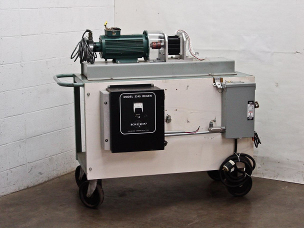 Reliance Electric Duty Master A-C Motor Torque Tester Cart P18A6103R-XZ