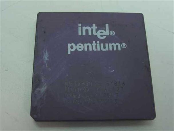 Intel P1 166Mhz Processor A80502166 (SY016)