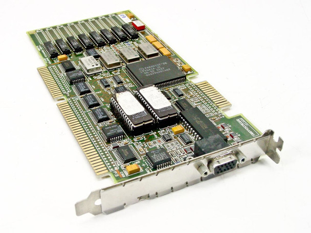HP D1180-60011 16-Bit ISA 256KB 14-Pin VGA Video Card