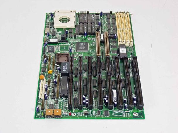 Acer V10 Socket-3 486 Motherboard 8x ISA Slots w/ On-Board SCSI IDE FDD - BOOTS