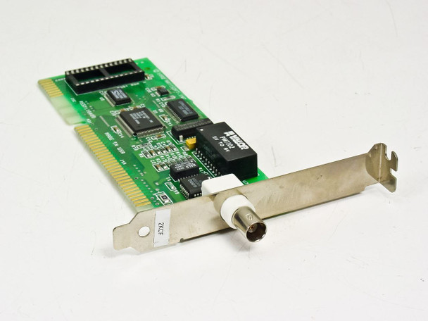 Artisoft 8/16 Bit Combo Coax Network Card Rev F 2L 10486 (PCB 2000/C)