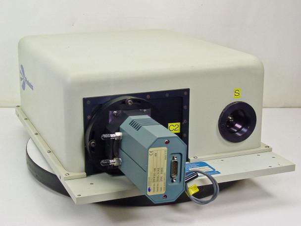 InPhotonics RS2000-3b-532 High Res VIS Raman Spectrometer w/ Andor DV420-OE CCD