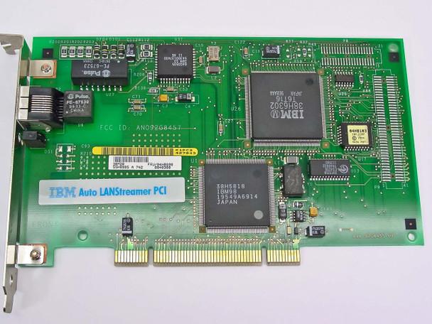 IBM PCI Auto LANStreamer Token Ring RJ45 55H8985 (04H8098)