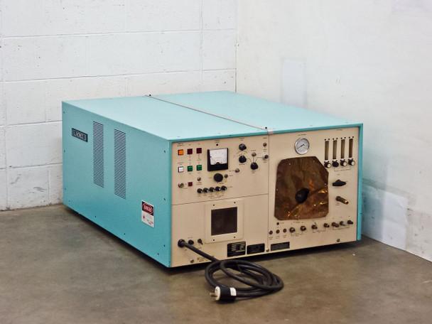 Lumonics TEA-820 Laser N2 CO2 HE Gas Oscillator-Amplifier System 115 VAC - As Is