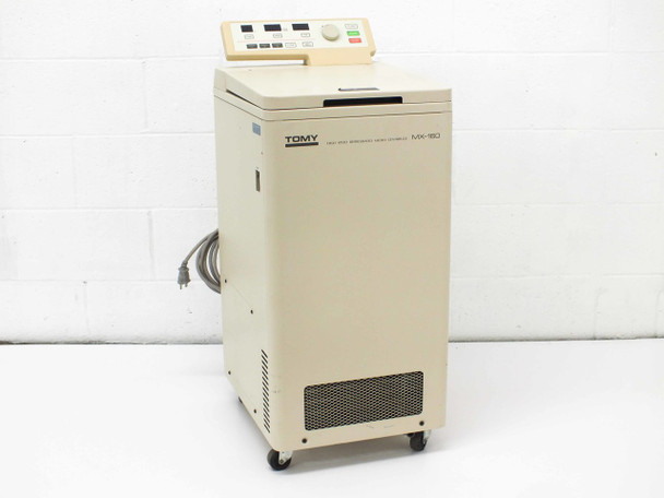 Tomy MX-160 High Speed 16,000 RPM Refrigerated Micro Centrifuge