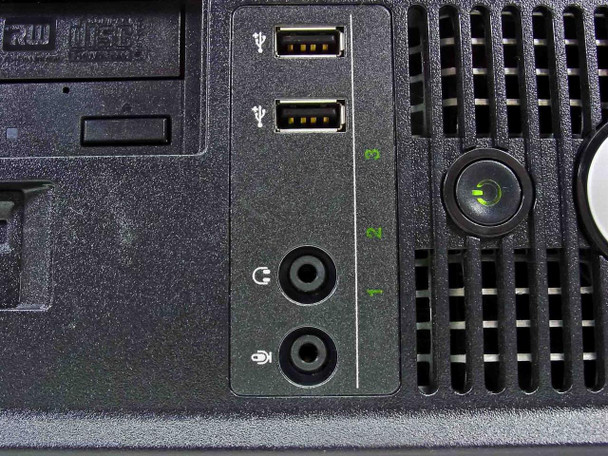 Dell Optiplex 745 DT Intel Core 2 DUO 2.66GHz, 2GB RAM, 160GB HDD
