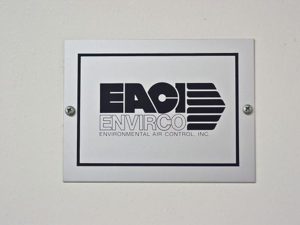 "Envirco Horizontal Laminar Flow Hood 20"" Custom"