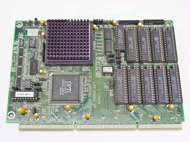 Generic Processor Card 486DX2SA66 Chip 92427-1