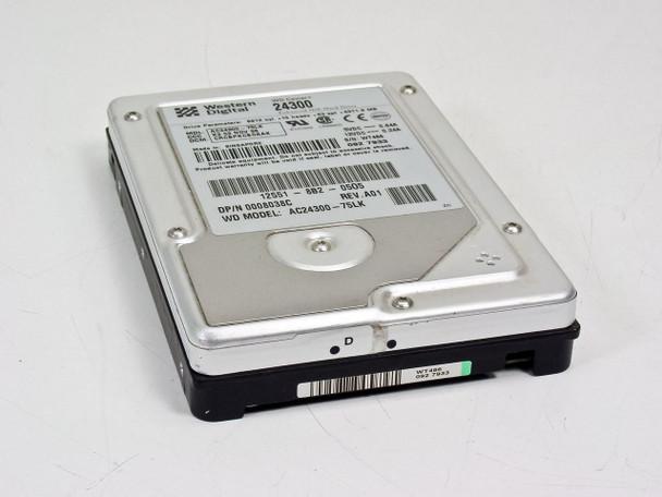 """Dell 4.3GB 3.5"""" IDE Hard Drive - Western Digital AC243 8038C"""