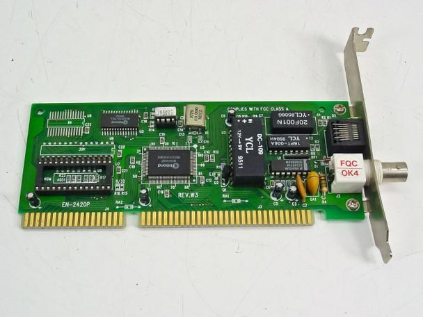 Generic 16 Bit ISA Coax Network Card EN-2420P