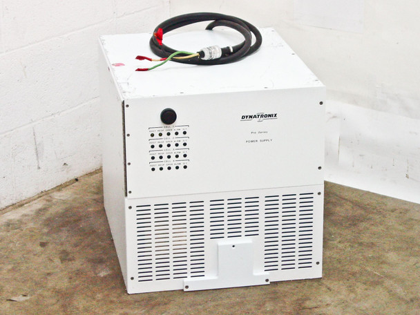 Dynatronix Pro Series Pulsed 35V DC Power Supply 990-0237-160 PMC 351/6-10-20XR