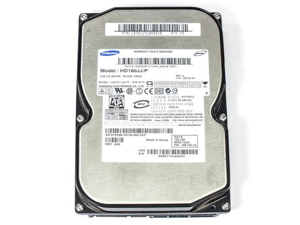 Dell YD586 160GB SATA Hard Drive 7200RPM 3GB/s Samsung HD160JJ/P