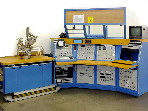 Physical Electronics SuperSAM PHI Scanning Auger Electron Microscope w/Ion Gun