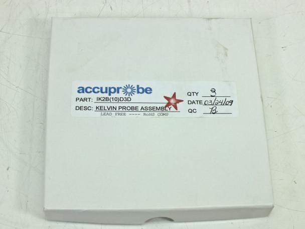 Accuprobe Inc Kelvin-Type Z-Adjustable Probe (Qty1) IK2B(10)D3D