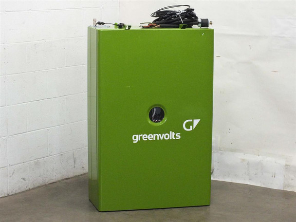 GreenVolts GV-SCP001 16kW 480 VAC Solar Panel Inverter - Untested - As Is