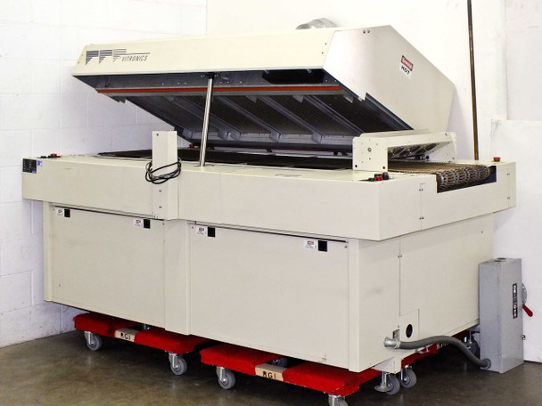 Vitronics ISO5006 Solder Reflow Oven 208 VAC 3-Phase - No Computer / Manual