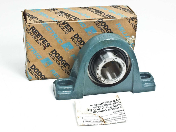 "Dodge 1-1/4"" Pillow Block Normal Duty Non Expansion Bearing P2B-8C-104"