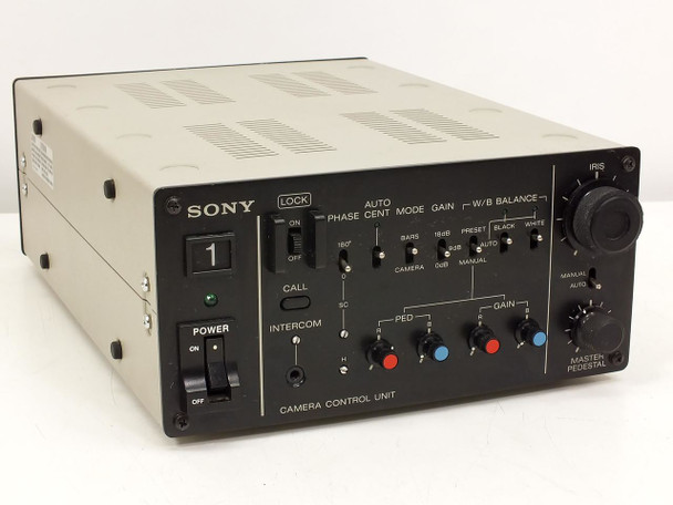 Sony CCU-M3 Camera Control Unit