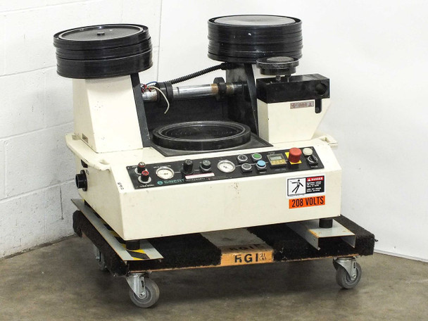Sibert Industries MBF-150 Back Sander for Parts - Used in DVD CD Industry