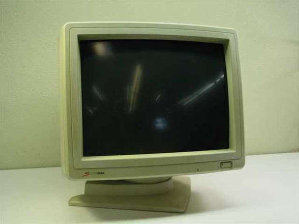 "SuperMac Technology CM2086A3UX 20"" CRT Monitor with RGB Coax - As-Is / For Parts"