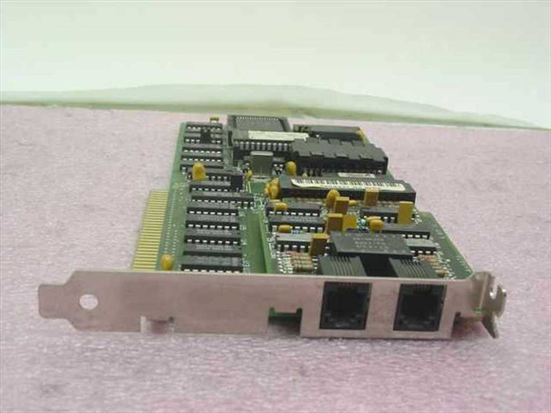 IBM 72X80178-BIT ISA Baseline Network Card (2X)RJ-11 PS/2 853 - VINTAGE