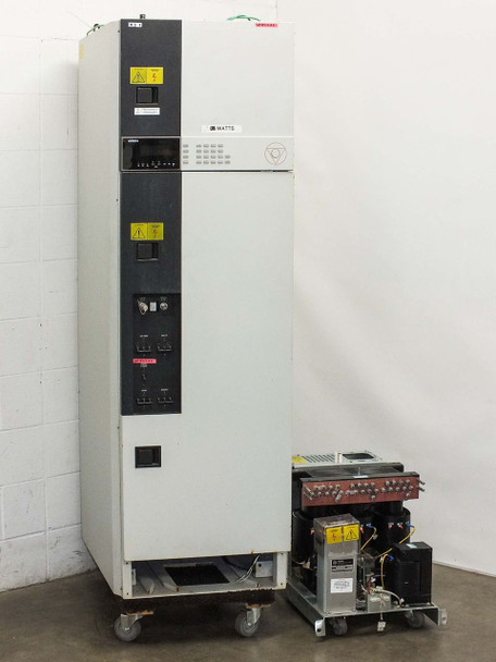 Varian VZU-2701 KU Band 2.2kW K-HPA GEN III Klystron Satcom RF Power Transmitter