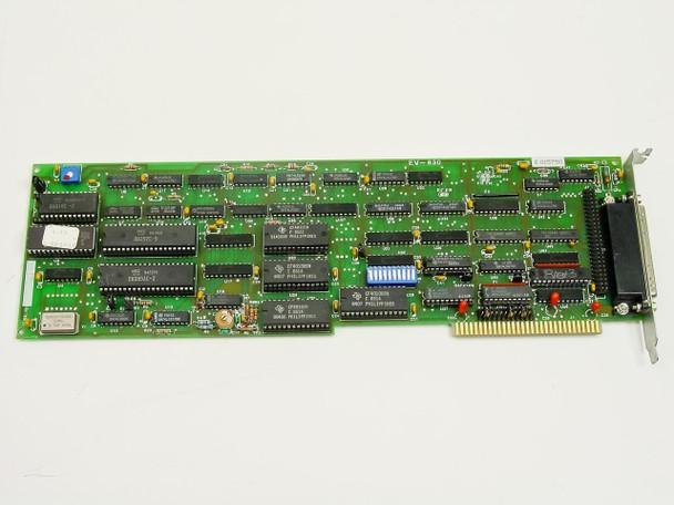 Everex EV-830 8-Bit ISA Tape Controller Card 50/62-Pin - Long Vintage Board