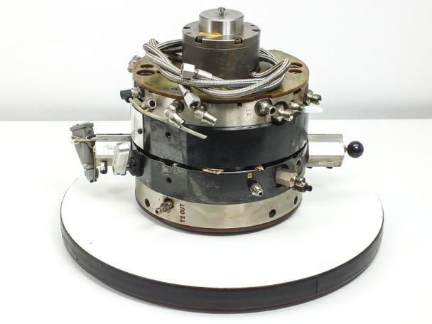 AWM Mold Tech AG Injection Mold Head from Netstal DiscJet Molder (DVD-3.4-AWM)