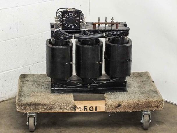 Electro 12 KVA 3 Phase Transformer  E80115B
