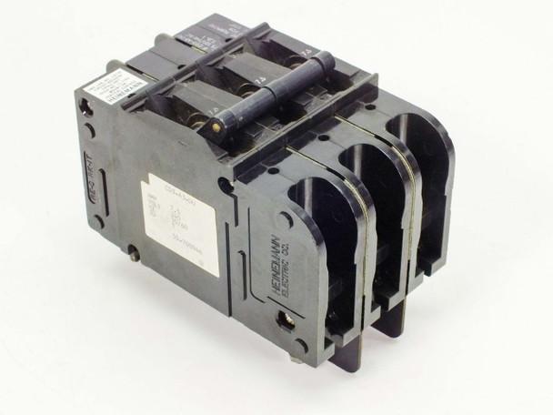 Heinemann CD3-A3-DU 3-Pole 7.5 Amp Circuit Breaker