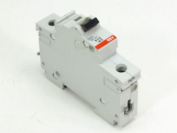 ABB Z3A S281 480Y/277 VAC 10kA 1 Pole Circuit Breaker S281UC-Z3