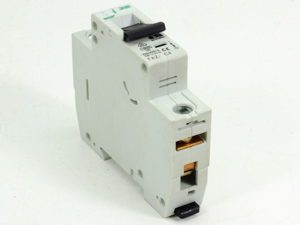 Eaton Moller 1 Pole Circuit Breaker 10Amp FAZ C4/1